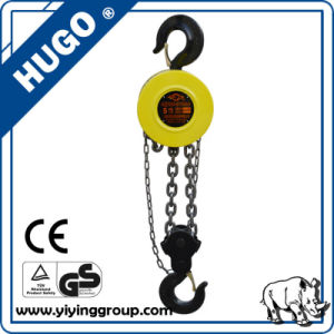 1.5 Ton 3 Meter Chain Pulley Block pictures & photos