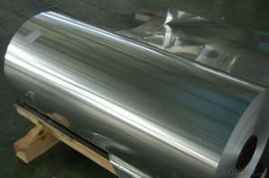 Aluminum Semi Rigid Container Foil (non lubricated) 8011 pictures & photos