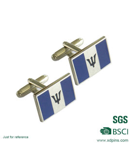 Custom Metal Fashion Cufflink for Men (CLS-409) pictures & photos