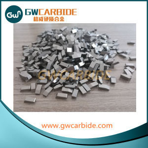 Tungsten Carbide Wood Cutting Saw Tips Yg6 K10 pictures & photos
