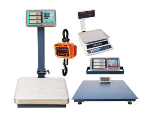 T3 Double-Side Display Indicator Carbon Steel Frame Platform Scale pictures & photos