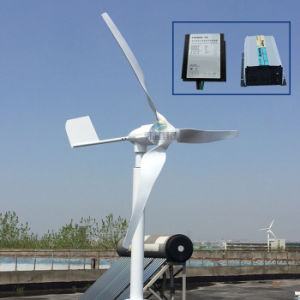 600W Wind Generator 12V 24V System for Home Use pictures & photos