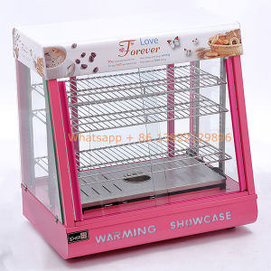 New Hot Sale Food Warmer Showcase/Hot Food Warmer display Showcase with Good Price Made in China pictures & photos