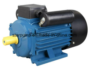 Single Phase IEC Starndard AC Electric Motor pictures & photos