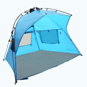 Beach Shelter - Instant Easy up Beach Umbrella Tent Sun Sport Shelter pictures & photos