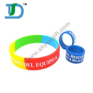 High Quality Best Selling Silicone Wristbands pictures & photos