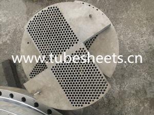 Irregularly Shaped Steel Tube Sheet