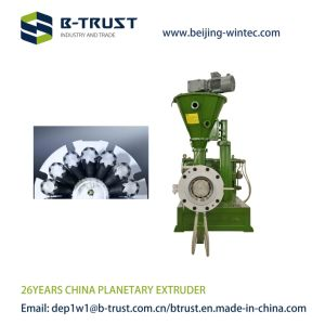 Planetary Extruder Spare Parts for German Extruder with Durable Planetary Screws pictures & photos