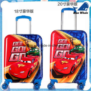 Bw254 Kid Cartoon Travel/School ABS+PC Children Luggage 16/20 Inch pictures & photos