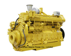 8190zlc 980HP 1450rpm Jichai Marine Diesel Engine Cargo Boat Motor pictures & photos
