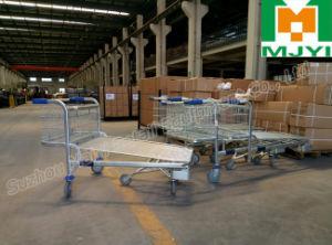 Warehouse Storage Logistics Plat Heavy-Duty Cart pictures & photos