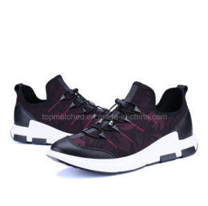 Casual Men Shoes, Youth Travel Breathable Sports Shoes pictures & photos