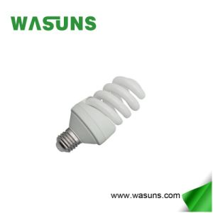 T4 Full Spiral 25W CFL Energy Saving Lamp pictures & photos