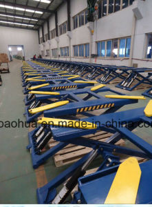 2.5 Tons of Super Thin Synchronous Connection Bearing Vehicle Lift pictures & photos