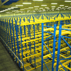 Heavy Duty Mobile Pallet Rack Storage System pictures & photos