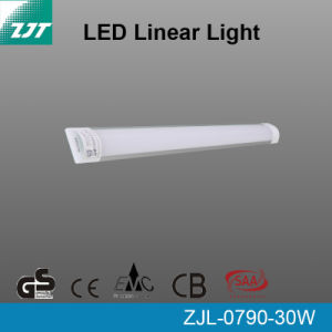 LED Linear Batten Light with Ce CB 90cm 30W