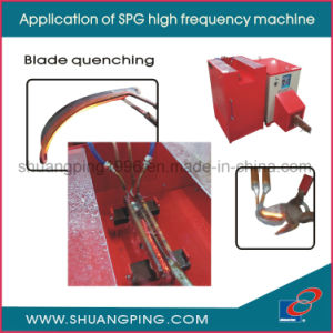 Spg-30b High Frequency Induction Heating Machine 30kw 200kHz pictures & photos