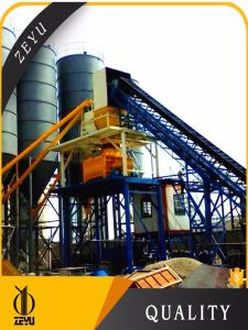 Hls120 Concrete Batching Plant pictures & photos