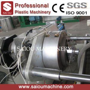 Zhangjiagang Saiou PE Water Ring Pelletizing Line pictures & photos
