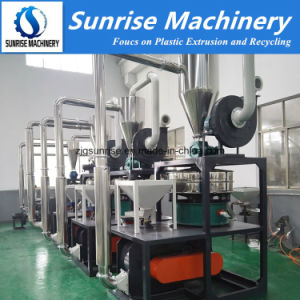 High Output Plastic PVC Pulverizer Machine for Sale pictures & photos