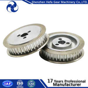 Synchronous Pulley Customized by Shenzhen Manufacturer pictures & photos