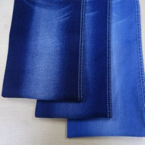 Dark Blue Jeans′ Fabric on Sale (T146) pictures & photos