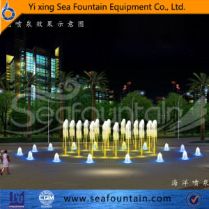 Dry Floor Combination Type Multimedia Music Fountain pictures & photos