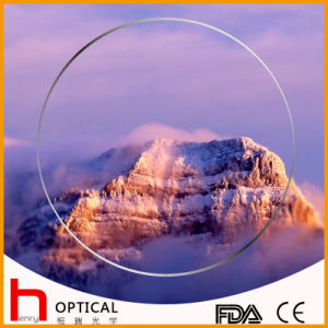 Semifinished 1.67 Spin Coating Photochromic Optical Lens pictures & photos