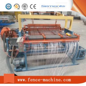 Semi Automatic Crimped Mesh Machine pictures & photos