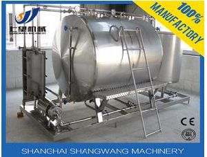 Stainless Steel CIP Cleaning System/Automatic CIP Cleaning Machiery pictures & photos