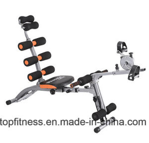 Low Price and New Product Ab Ab Exercise Machine/Abdominizer/Decline Bench/Sit up Bench pictures & photos