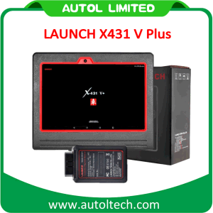 [Launch Distributor] 2017 100% Original X431 V+ New Launch X431 V Plus Full System Free Update Equal to Launch X431 Scanner in Stock! ! ! pictures & photos