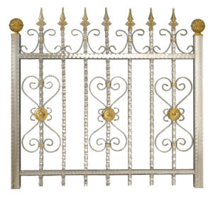 Anti Corrosion Outdoor Stainless Steel Garden Handrail Fence pictures & photos