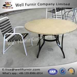 Well Furnir Dining Set with Strap Chair WF-17030 pictures & photos