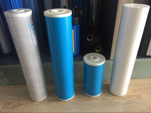 10inch Jumbo Granular Carbon Actived Filter Cartridge, GAC or Udf Filter for RO Water system pictures & photos