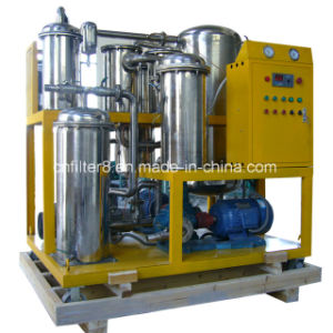 Tyf Series Phosphate Ester Fire-Resistant Oil Filtration System pictures & photos