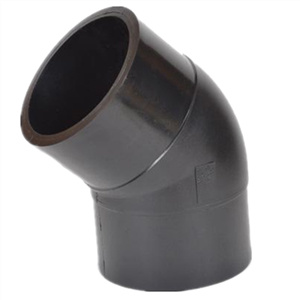 HDPE 90 Degree Elbow for Water Supply SDR12.5 & SDR17 pictures & photos