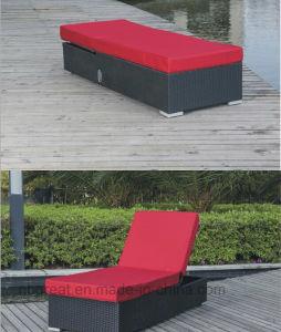 Popular Garden Rattan Reclining Chair pictures & photos