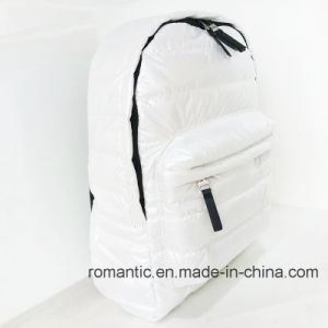 Fashion Design Quilted Lady Nylon Backpack (NMDK-061203) pictures & photos