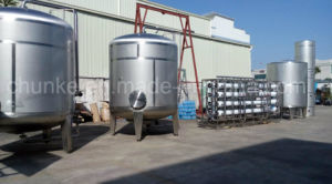 1000lph Food Industrial Sanitary Ss Drinking RO Water Filter Machine pictures & photos