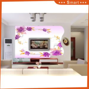 Hot Sales Customized Flower Design 3D Oil Painting for Home Decoration (Model No.: HX-5-061) pictures & photos