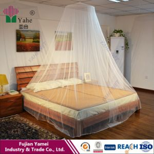 Round Long Lasting Insecticide Treated Double Bed Mosquito Net pictures & photos