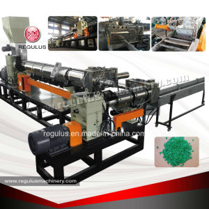 PP Woven Bags Granulating Recycling Machinery pictures & photos