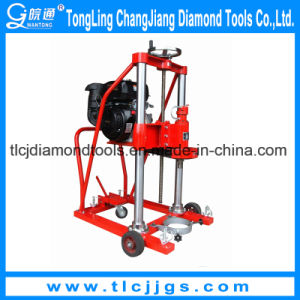 Gasoline Concrete Core Drilling Machine pictures & photos