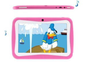 7 Inch Quad Core Android Kids Tablet PC Green Color pictures & photos
