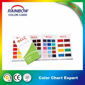 Printing Service for Emulsion Epoxy Floor Paint Color Card pictures & photos