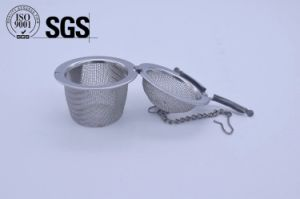 Mini Size Metal Green Tea 304 FDA Tea Filter pictures & photos