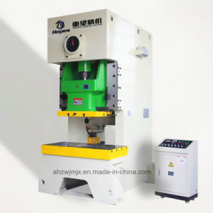 Jf21 Series High Performance Open Front Fixed Bed Power Press pictures & photos