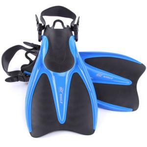 Professional Adult Short EVA Open Heel Diving Fin pictures & photos