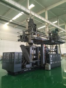 Extrusion Plastic Barrel Blow Molding Machine pictures & photos
